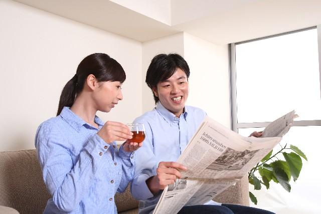 第35回新聞夫婦